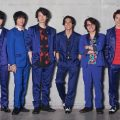 "6-member Kanjani8 announces new single ""Koko ni"" written by WANIMA"