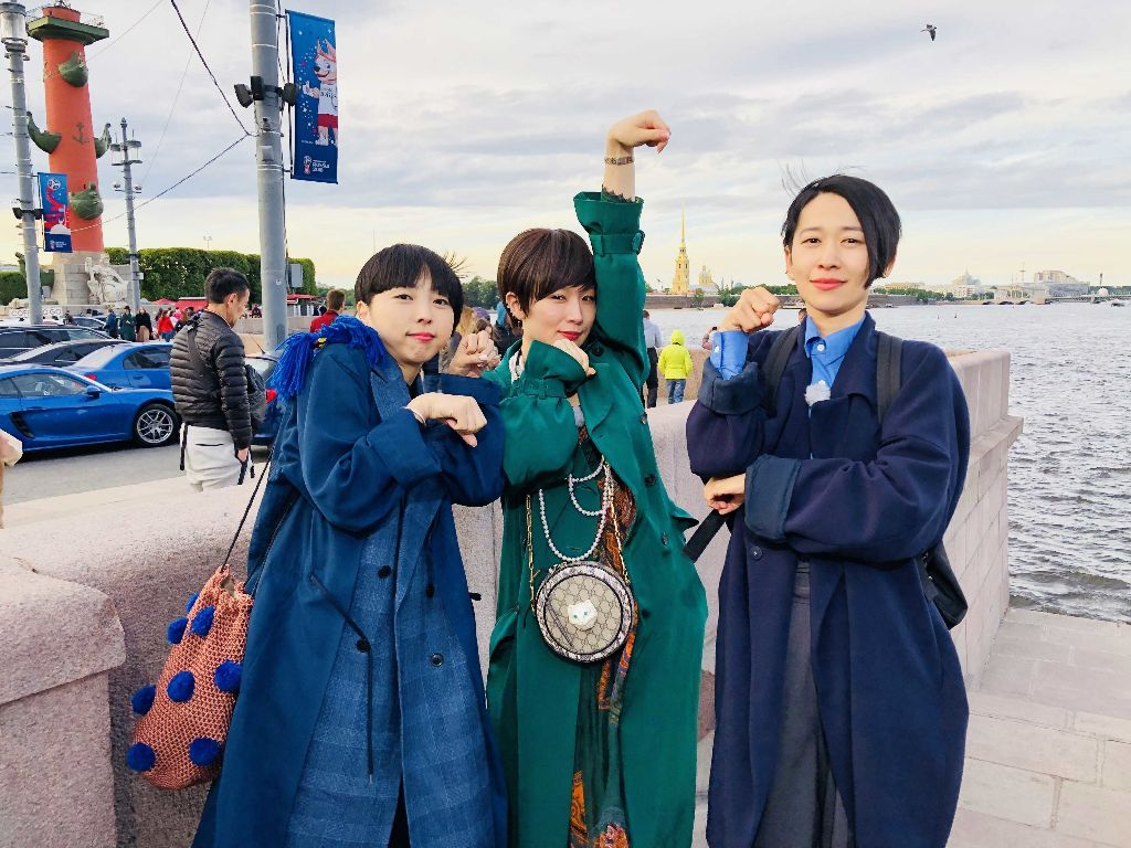 Shiina Ringo, MIKIKO, and Nishi Kanako Venture to Russia in NHK Special