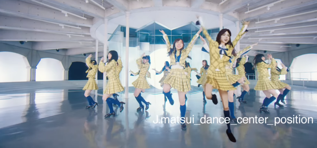 "Watch AKB48's new MV for ""Sentimental Train"", featuring a CG Jurina Matsui"