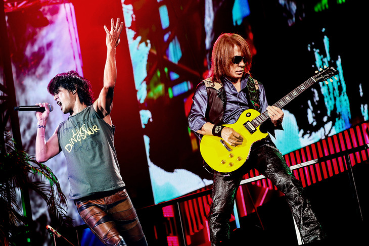"""New B'z Song """"Majestic"""" to be used in the latest """"Pocky"""" Commercial"""