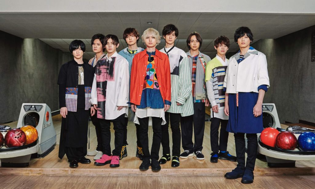 "Hey! Say! JUMP takes on cosplay in ""COSMIC☆HUMAN"" music video"