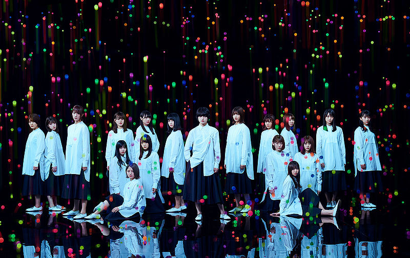 "Keyakizaka46 release 7th single ""Ambivalent"""