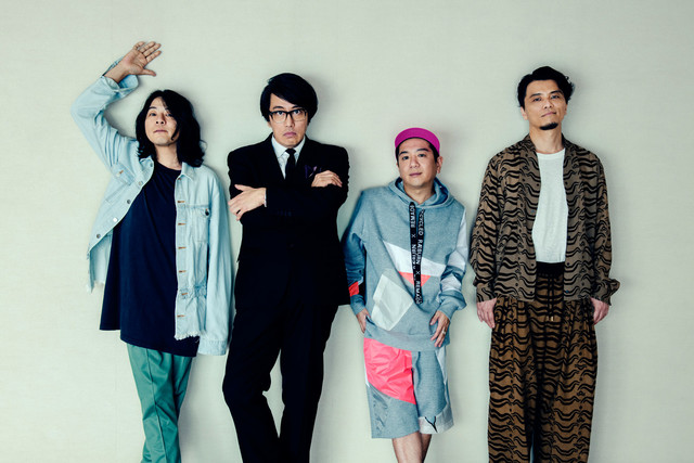 "KICK THE CAN CREW and Okamura Yasuyuki Join Forces for ""Jusho"""