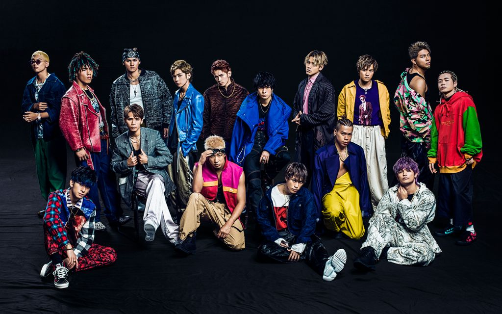 "THE RAMPAGE from EXILE TRIBE has a festival in ""LA FIESTA"" music video"