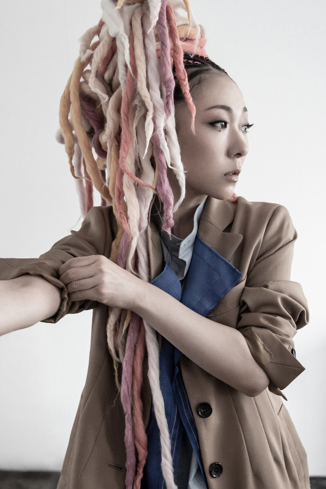 "MISIA Teams Up with GReeeeN for ""Ai no Katachi"""