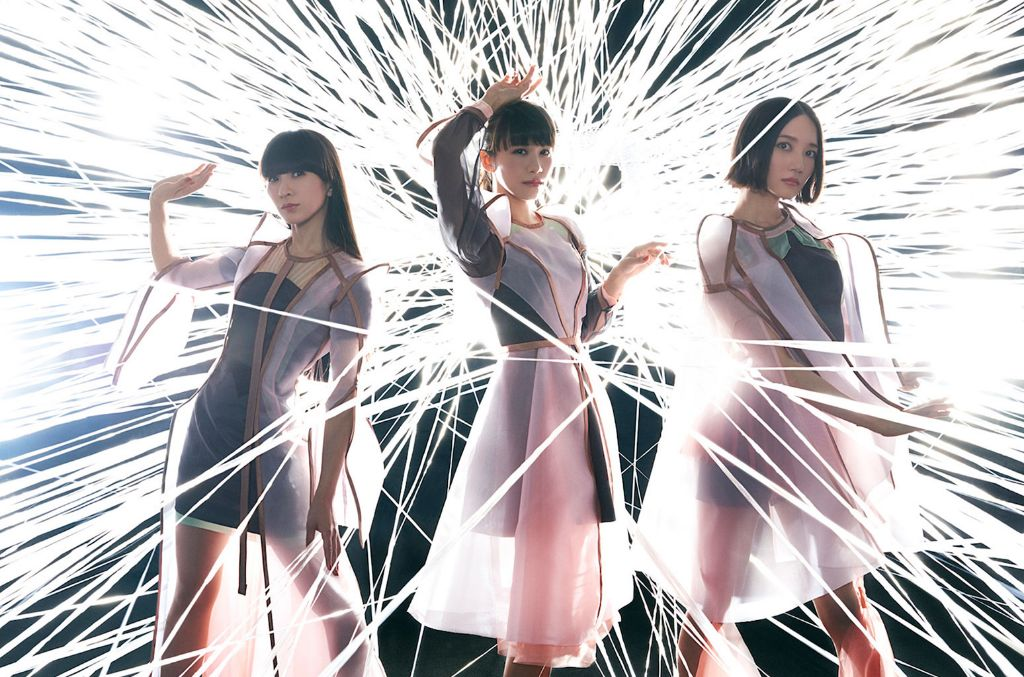 Perfume announces North American + Asia FUTURE POP tour dates!