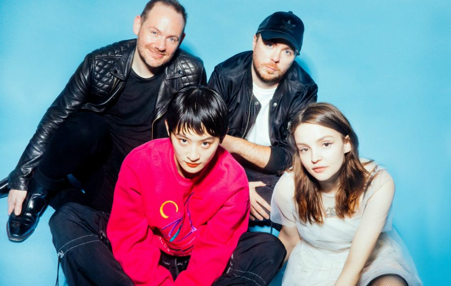 "CHVRCHES and Suiyoubi no Campanella Release ""Out of My Head"""