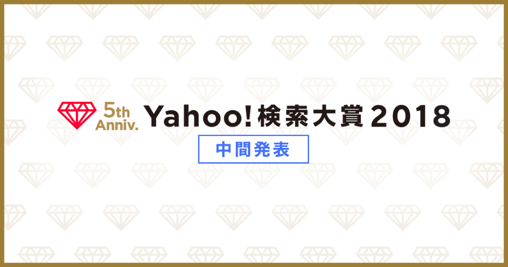 Results Announced for the Yahoo! Japan Search Awards mid-year 2018