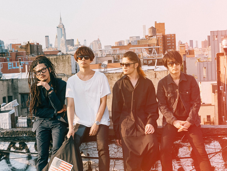 "[ALEXANDROS] unveil all of the details about their upcoming Album ""Sleepless in Brooklyn"""