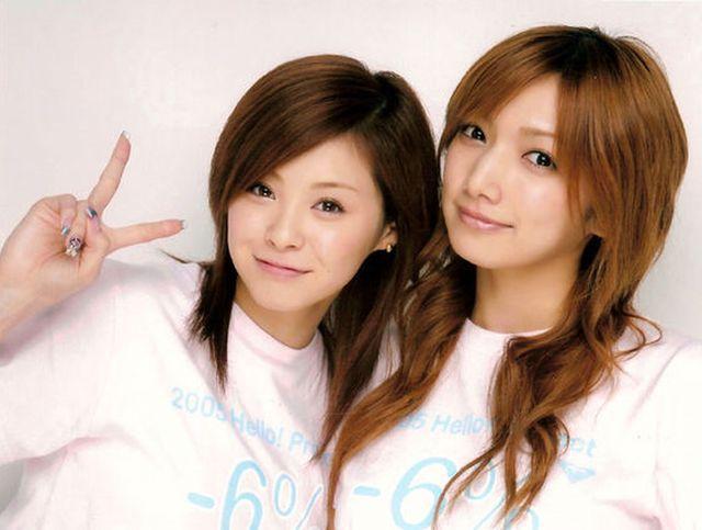 Aya Matsuura & Maki Goto used to DISLIKE each other