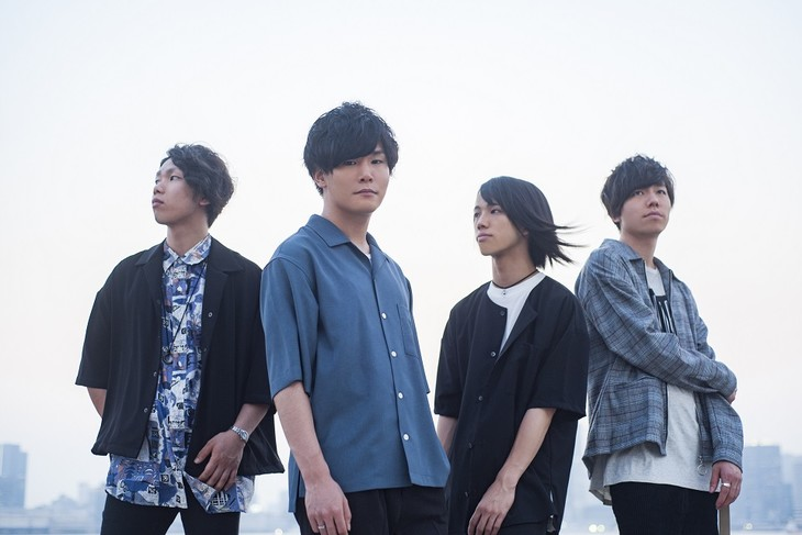 """Halo at Yojohan reveal all of the info. about their Major Debut Album """"swanflight"""""""