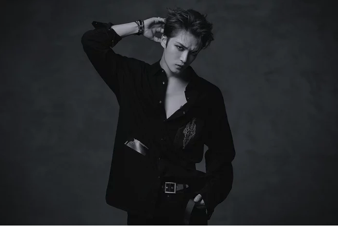 "Jaejoong reveals visuals for 2nd single ""Defiance"""