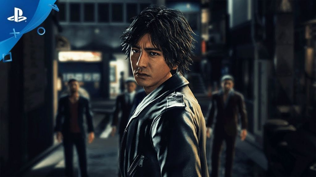 "Takuya Kimura to star in new PS4 game ""Project Judge"", developed by the team behind the ""Yakuza"" series"