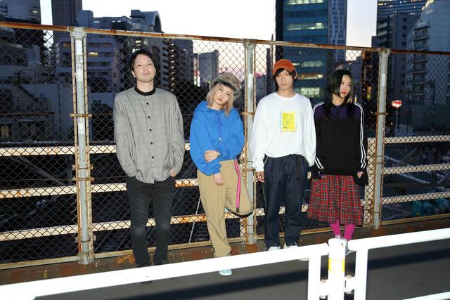"""Kinoko Teikoku to Release New Album """"Time Lapse"""""""