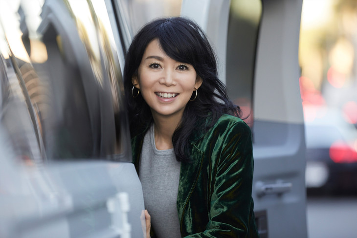 Mariya Takeuchi to release a new Double A-side Single in October