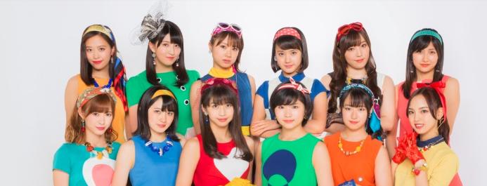 "Morning Musume '18 release visuals for new single ""Furari Ginza / Jiyuu na Kuni Dakara"""