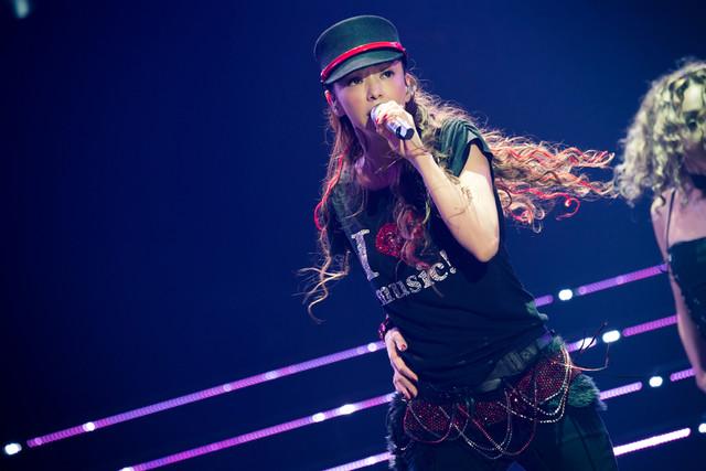 Namie Amuro Officially Retires