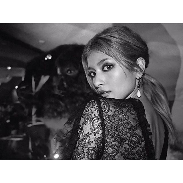 Rola shows her support for Native Americans on Instagram