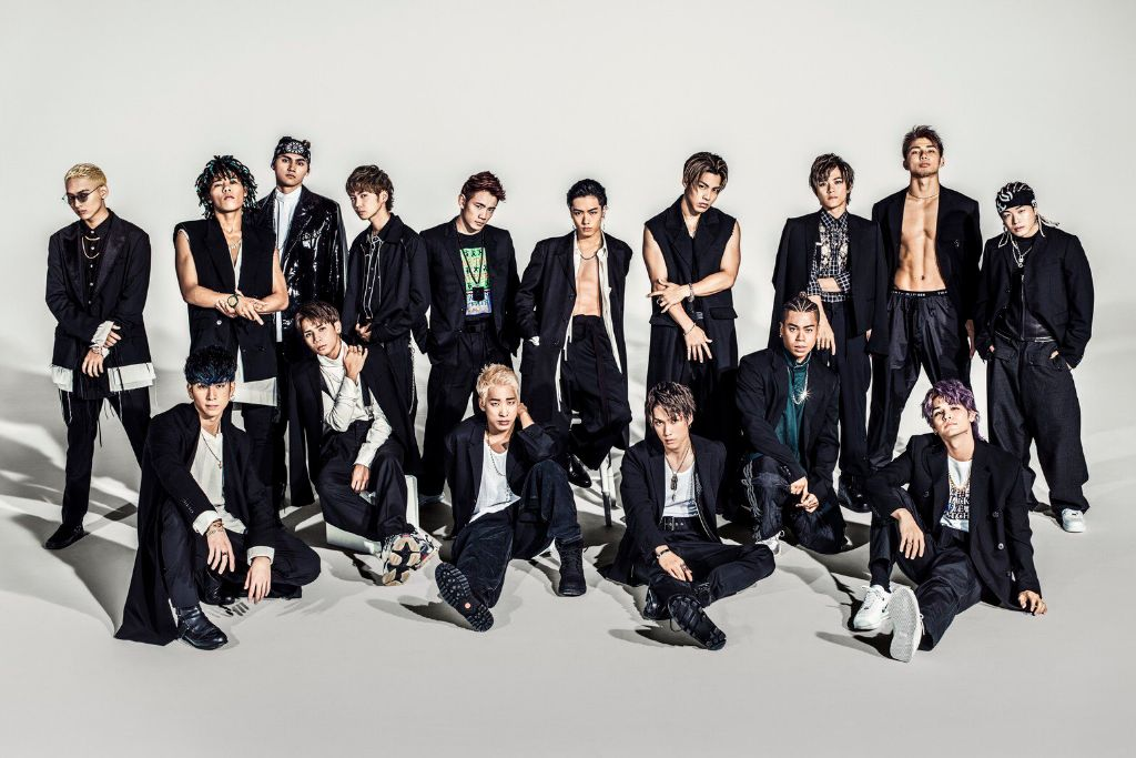 "THE RAMPAGE from EXILE TRIBE release first studio album ""THE RAMPAGE"""