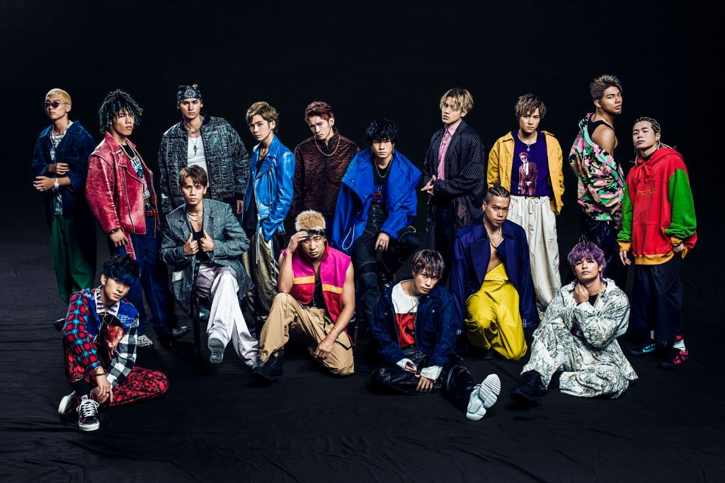 THE RAMPAGE from EXILE TRIBEの画像 p1_2