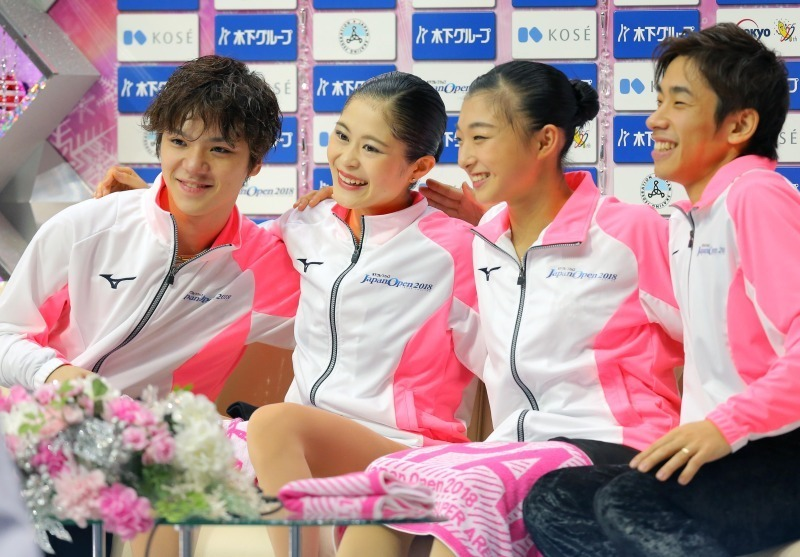 Team Japan Wins Japan Open