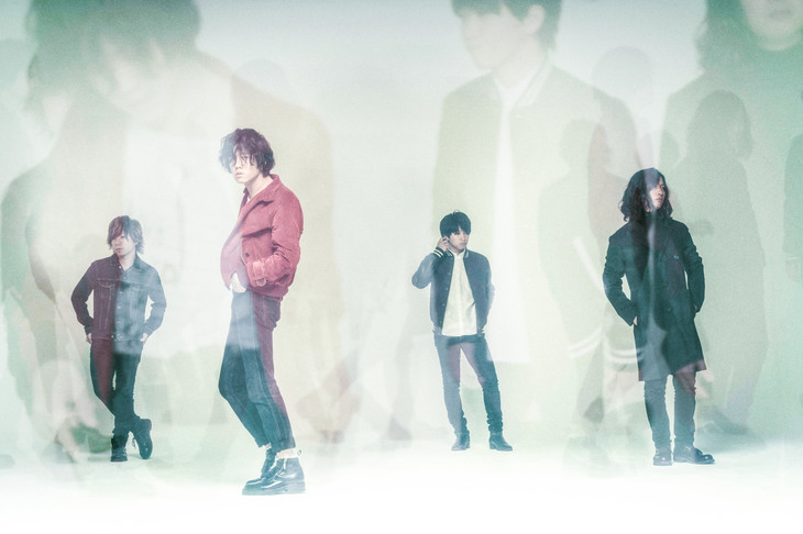 "LAMP IN TERREN to release New Album ""The Naked Blues"" in December"