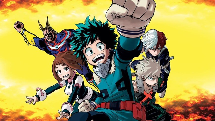My Hero Academia to receive Hollywood live-action film