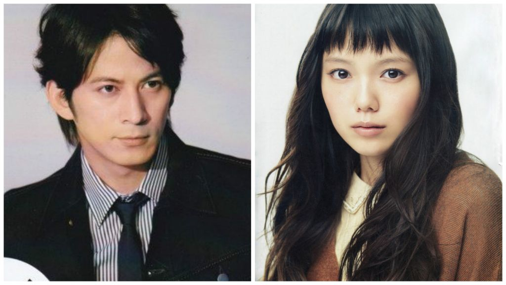 V6 member Junichi Okada & Aoi Miyazaki welcome baby son!