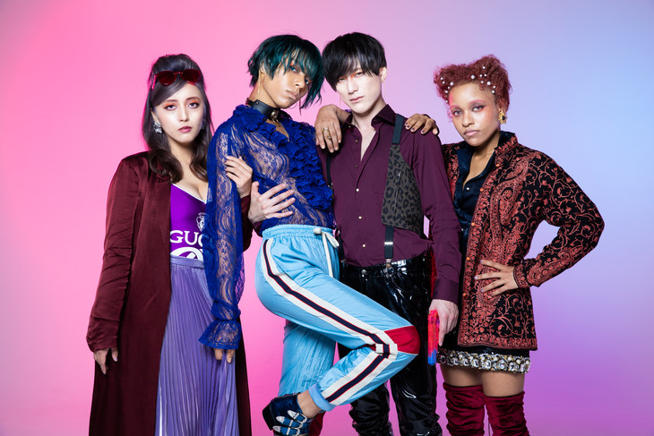 "Ziyoou-vachi Mixes Things Up with ""Saiminjutsu"""