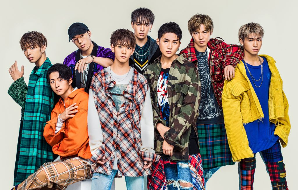 "FANTASTICS from EXILE TRIBE release debut single ""OVER DRIVE"""