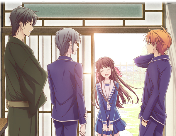 """Everything is a (re)cycle : """"Fruits Basket"""" new anime adaptation """"remake"""" strikes in 2019"""