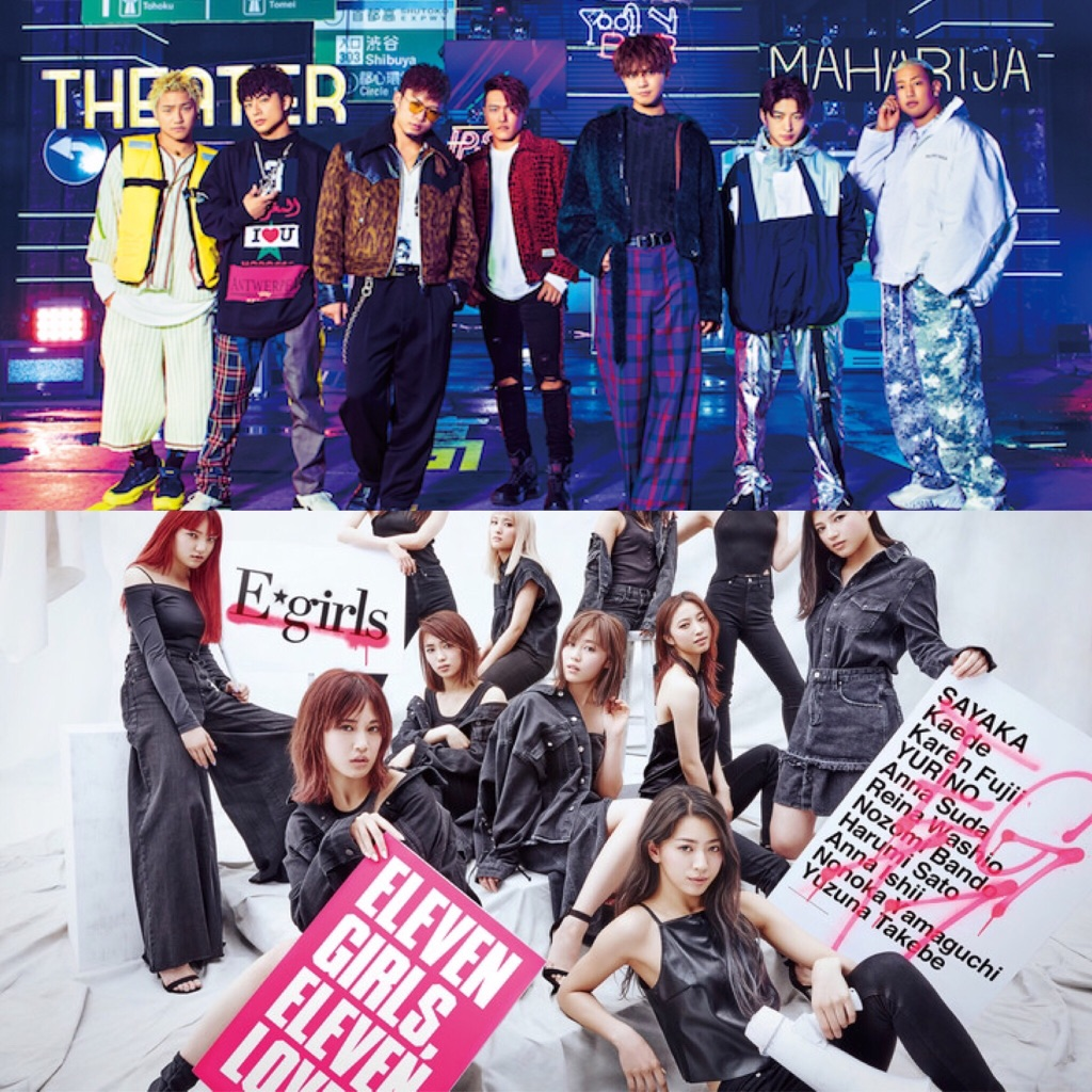 """GENERATIONS from EXILE TRIBE & E-girls release MVs for """"ENERGY PROJECT"""""""