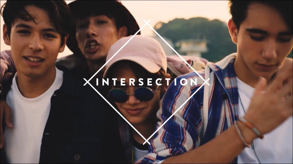"""INTERSECTION releases new MV """"Falling"""""""