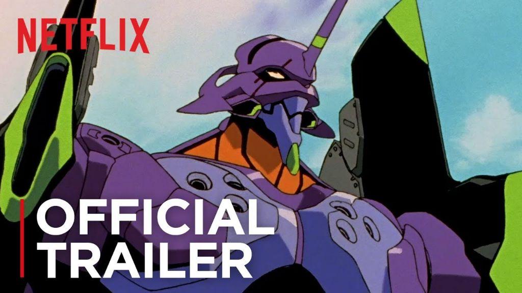 Neon Genesis Evangelion heading to Netflix in 2019