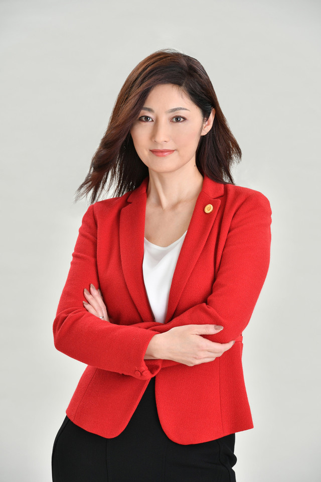 "Takako Tokiwa to star in Japanese version of ""The Good Wife"""
