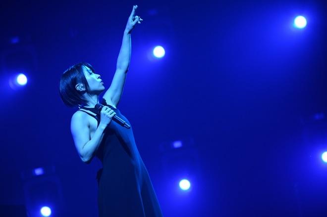 Utada Hikaru kicks off her first Japanese tour in 12 years