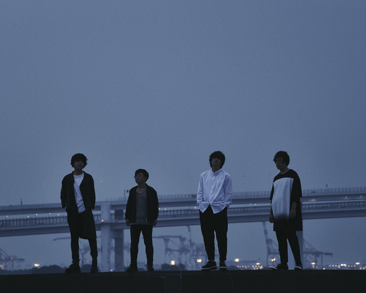 "Yourness to release their first EP ""Shift"" & unveil Music Video for ""Kogarashi"""