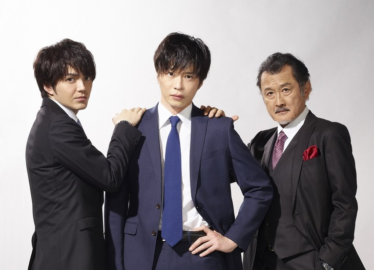 """Ossan's Love"" is returning as a movie!"