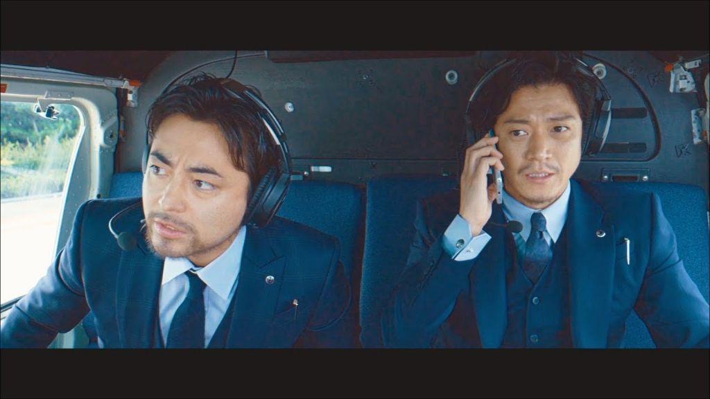 Shun Oguri & Takayuki Yamada team up for Fujitsu CM