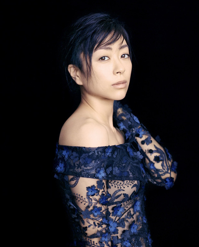 "Check out the short version of Utada Hikaru's new song ""Time"""