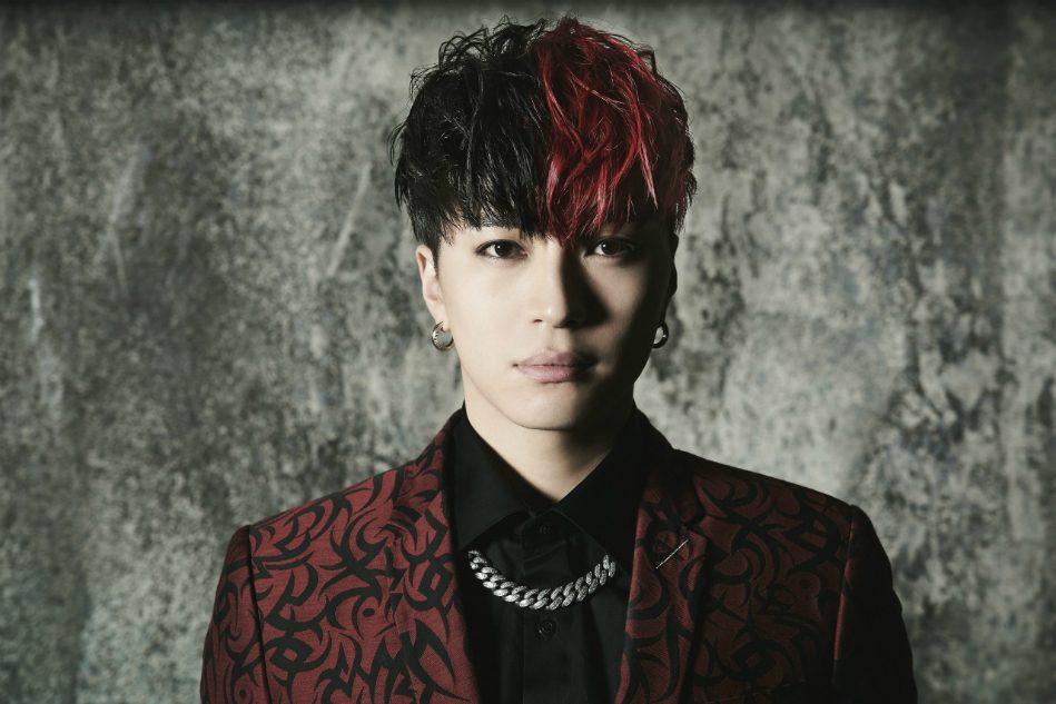 """Yuya Matsushita to Release New Solo Album """"BLACK NEVERLAND"""""""