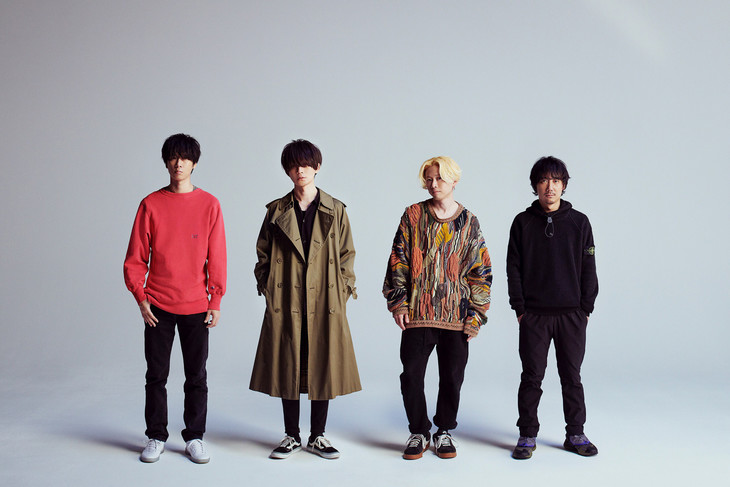 BUMP OF CHICKEN to release their first New Album in 3-and-a-half Years this July