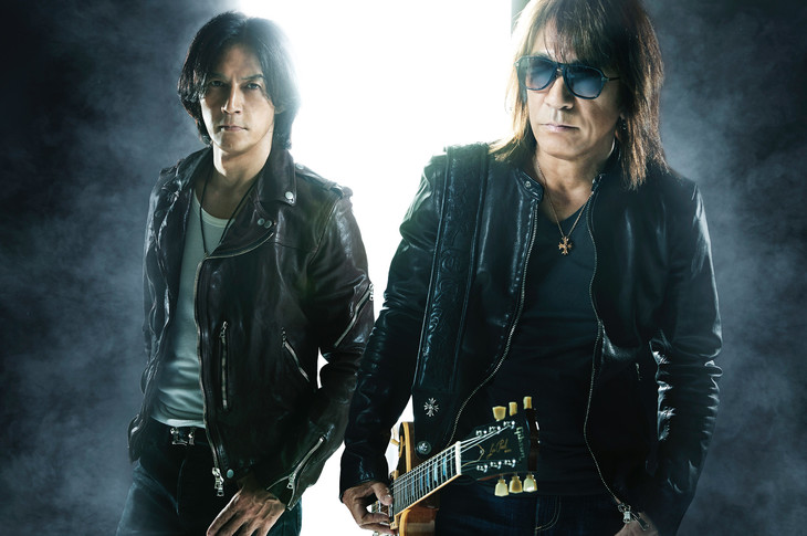 """B'z is the first Japanese artist to headline the """"SUMMER SONIC"""" festival"""