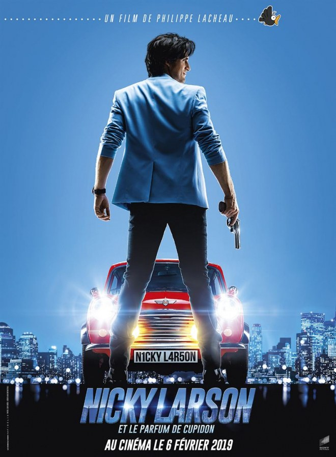 "Check out 'City Hunter' French live adaptation ""Nicky Larson et le Parfum de Cupidon"" trailer"