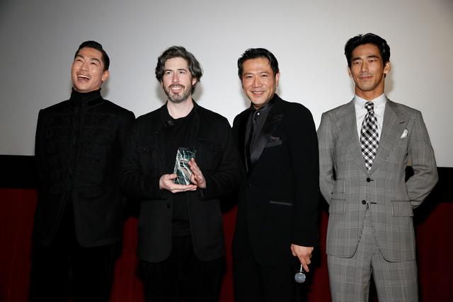 HPA Awards Ceremony, Los Angeles, America – 15 Nov 2018