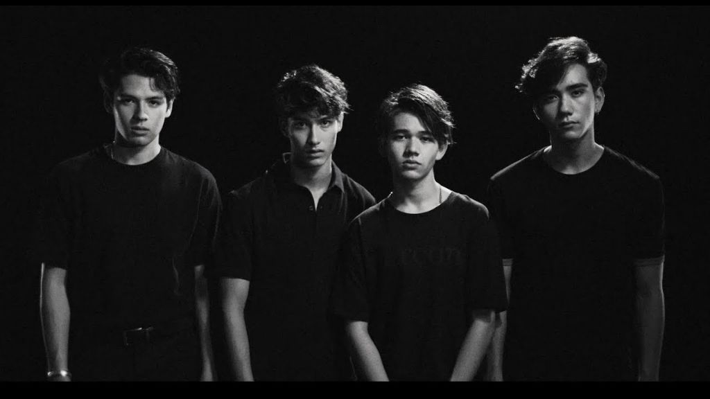 """INTERSECTION drop new MV for """"Twisted"""""""