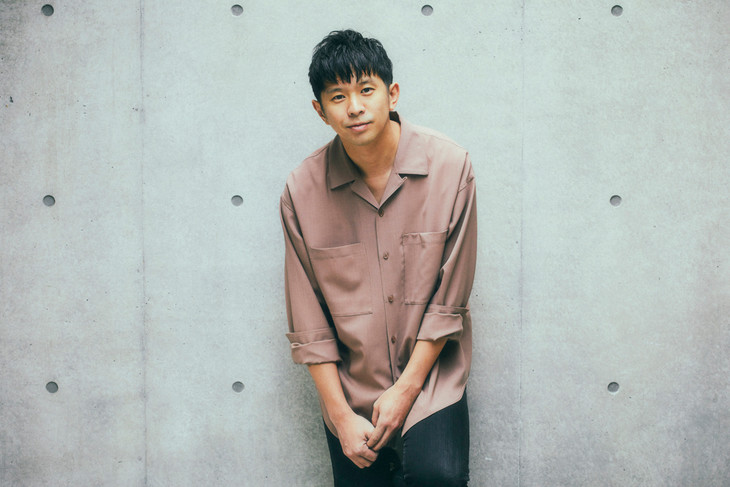 """Keishi Tanaka unveils all of the details about his upcoming Album """"BREATH"""""""