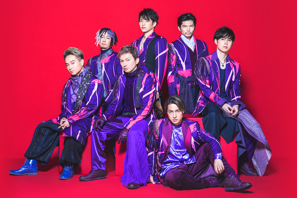 "DA PUMP release new single ""Sakura"""