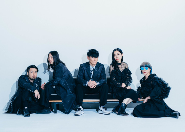 "Sakanaction unveil all of the details about their upcoming Album ""834.194"""