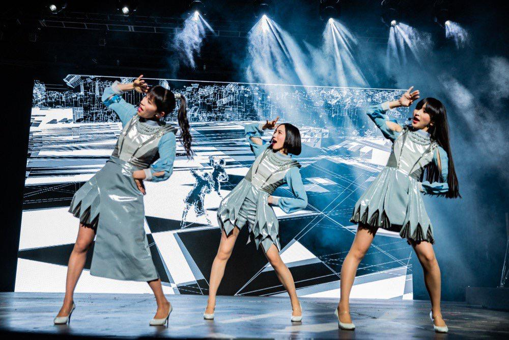 Check out Perfume at Coachella 2019